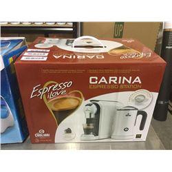 Carina Espresso iLove Espresso Station