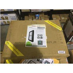 """Topaz Custom Display LCD 22"""""""