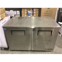 True Refrigeration Undercounter Refrigerator Model:TUC-48-LP-HC