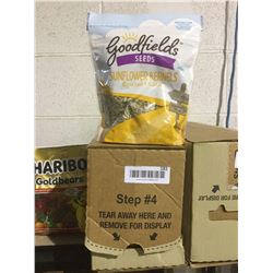 Good Fields Roasted and Salted Sunflower Seeds (7 x425g)