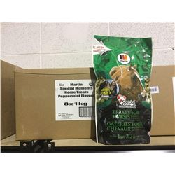 Case of Martin Special Moments Horse Treats Peppermint Flavor (8 x 1KG)