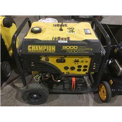 Champion 9000 Watt Gen Set