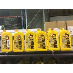 PenzoilGold Synthetic Blend SAE 10W30 Motor Oil (6 x 946mL)