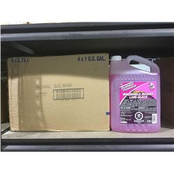 Case of Turbo Power Summer Windshield Washer Fluid (4 x 3.78L)