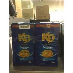 Kraft Dinner Original 12-Pack Lot of 2