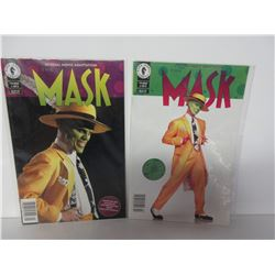 The Mask #1 and #2