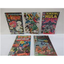 5 Comics