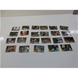 Marvel Collector Cards approximately 150