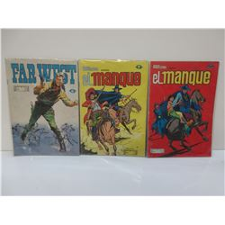 3 South American Comics