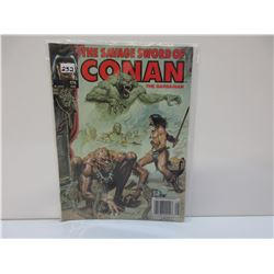 The Savage Sword of Conan