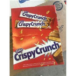 Lot of Crispy Crunch Candy Bars (24 x 48g)