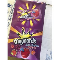 Case of Maynards Juicy Squirts Berry Candy (18 x 55g)