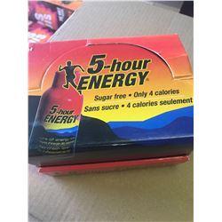 Lot of 5 Hour Energy (12 x 57ml)