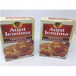 Lot of Aunt Jemima Original Pancake Mix (2 x 905g)