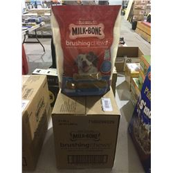 Case of Milkbone Brushing Chews (6 x 401g)