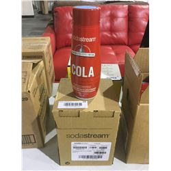 Case of Sodastream Cola Flavored Syrup (4 x 440mL)