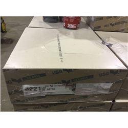 "USG Ceilings Astro Acoustical Panels (2ft x 2ft x 5/8"" - 64 SQ FT)"