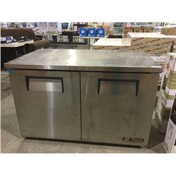 True Refrigeration Undercounter Refrigerator Model:TUC-48-LP
