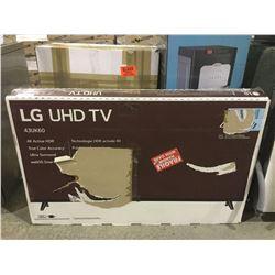 "43"" LG UHD TV - Model 43UK60"