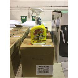 Case of Rust-Oleum Tough Task Remover Spray (9 x 946mL)