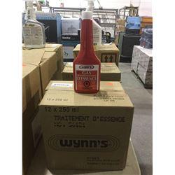 Case of Wynn's Gas Treatment System Cleaner (12 x 250mL)