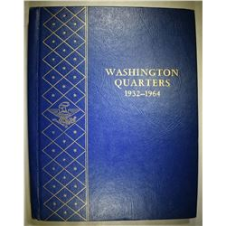 WASHINGTON QUARTER WHITMAN BOOK 1932-1964