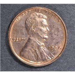 1936 LINCOLN CENT  CH PROOF  RB