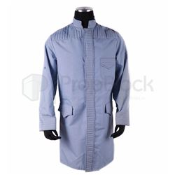 Buck Rodgers Blue Dr. Mallory Medical Coat