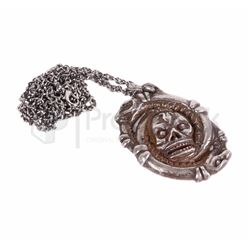 Defiance Devouring Mother Medallion Necklace