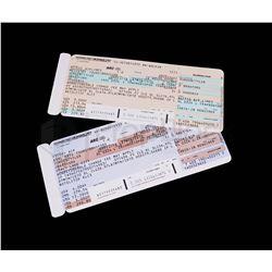 Fight Club Ticket Set
