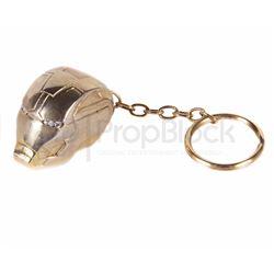 Iron Man 3 Crew Gift Keychain