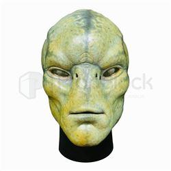 Men In Black 3 Green Alien Head
