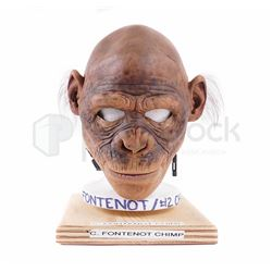 Planet Of The Apes Chimp Facial Prosthetic