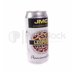 Red Dwarf Leopard Lager Can