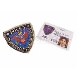 Seven County Coroner ID & Badge