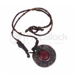 Seventh Son Hero Umbran Stone Necklace
