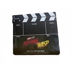 Ant Man & The Wasp Crew Clapperboard