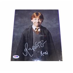 Harry Potter Ron Weasley Autographed 8x10 Photograph