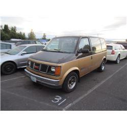 1986 GMC Safari