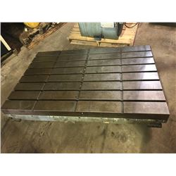 """40"""" x 60"""" T-Slotted Table"""