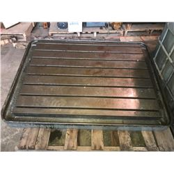 """33"""" x 43"""" T-Slotted Table"""