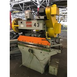 25 Ton x 4' Connecticut Press Brake
