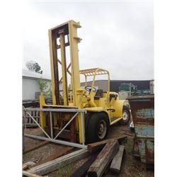 15000 Lb Clark Yard Lift Truck