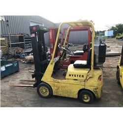 2500 Lb Hyster Lift Truck