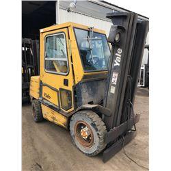 6000 Lb Yale Yard Lift Truck
