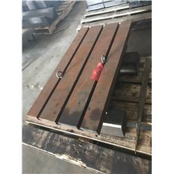"""39.25"""" x 20"""" T-Slotted Table"""