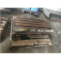 """39"""" x 21"""" T-Slotted Table"""