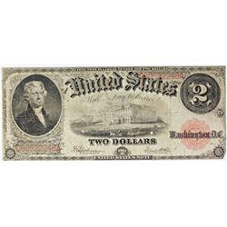 1917 $2.00 LEGAL TENDER NOTE