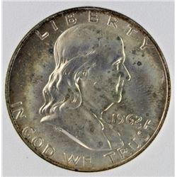 1962-D FRANKLIN HALF DOLLAR