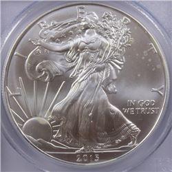 2013-(S) AMERICAN SILVER EAGLE